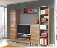 obývací pokoj, sektorový nábytek z dřevotřísky Maximus 6 maride