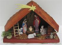 Vánoční Betlém malý 36