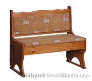dřevěná jídelní lavice z masivního dřeva borovice drewfilip 7