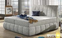 čalouněná dvoulůžková manželská postel Vincenzo eltapmeb