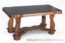dřevěný konferenční stolek Delta chojm