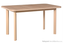 jídelní rozkládací stůl laminátový Wenus 2P drewmi