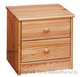 dřevěný noční stolek z masivního dřeva borovice 22 drewfilip