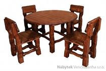 stylový dřevěný zahradní nábytek MO210 pacyg