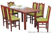 jídelní dřevěný rozkládací stůl S4 chojm