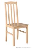dřevěná jídelní židle z masivu Boss 12D drewmi