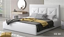 čalouněná dvoulůžková manželská postel Cloe eltapmeb