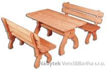 dřevěný zahradní nábytek vencl MO 106