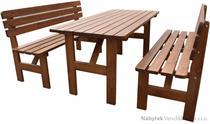 dřevěný zahradní nábytek Finlandia trim impregnace