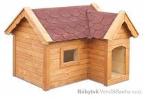 dřevěná psi bouda MO140 pacyg