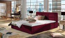 čalouněná dvoulůžková manželská postel Rosano eltapmeb