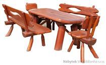 stylový dřevěný zahradní nábytek K018 jandr