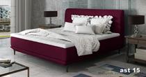 čalouněná dvoulůžková manželská postel Asteria eltapmeb
