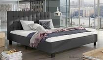 čalouněná dvoulůžková manželská postel Mauro eltapmeb