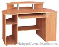 psací rohový stolek Gresiek vanm