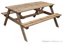 dřevěný zahradní nábytek, piknikový set Oxford andr