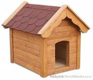 dřevěná psi bouda MO143 pacyg