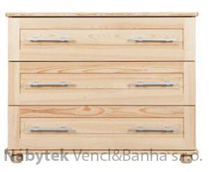 Dřevěná komoda 26 Jandr