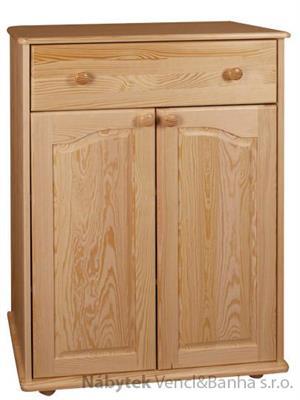 dřevěná komoda, prádelník z masivního dřeva borovice drewfilip 22