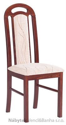 dřevěná jídelní židle z masivu Piano drewmi