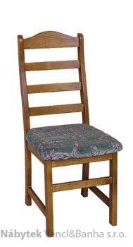 dřevěná jídelní židle z masivního dřeva borovice drewfilip 7 A-1
