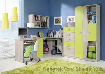 Dětský pokoj Tenus 5 gib