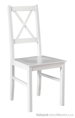 dřevěná jídelní židle z masivu Nilo 10D drewmi