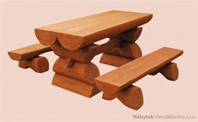 dřevěný zahradní nábytek Bali 1+2 drewfilip 40