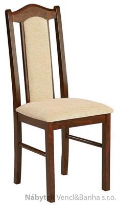 dřevěná jídelní dřevěná židle z masivu Boss 2 drewmi