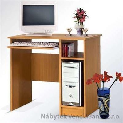 moderní psací stolek PC z dřevotřísky Mini maride