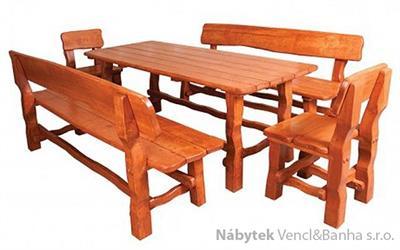 dřevěný zahradní nábytek MO212 pacyg