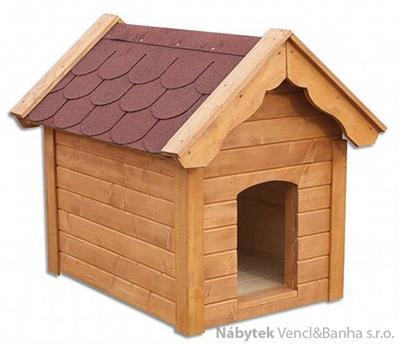 dřevěná psi bouda MO142 pacyg