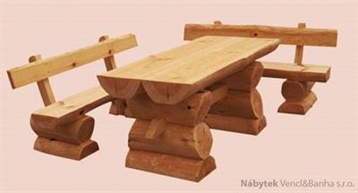 dřevěný zahradní nábytek Bali 1+2 drewfilip 37