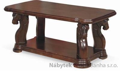 dřevěný konferenční stolek Cavallo