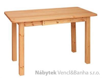 dřevěný jídelní stůl z masivního dřeva borovice drewfilip 3