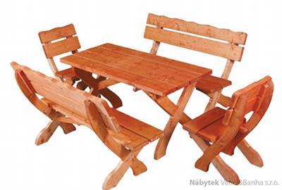 dřevěný zahradní nábytek MO105 pacyg