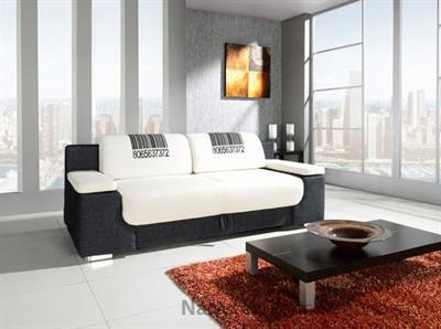moderní pohovka rozkládací s úložným prostorem Roxi kubera