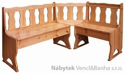 8fc2eaae10 dřevěná rohová jídelní lavice z masivního dřeva borovice drewfilip 1 ...