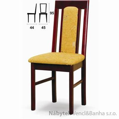 židle jídelní dřevěná R-7 chojm