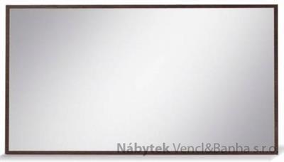 moderní závěsné zrcadlo z dřevotřísky Maximus M10 maride