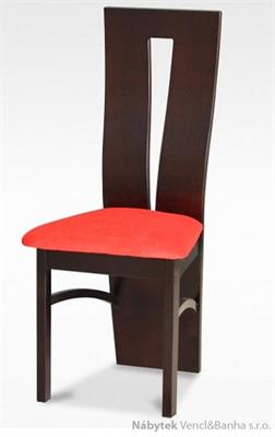 židle jídelní dřevěná R-69 chojm
