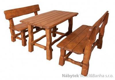 dřevěný zahradní nábytek MO211 pacyg