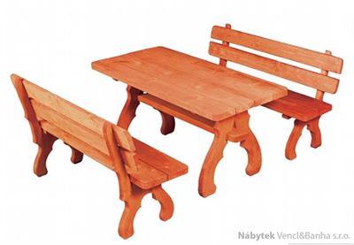 dřevěný zahradní nábytek MO106 pacyg