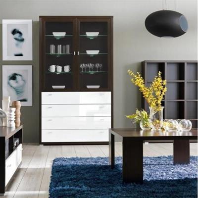 sektorový nábytek, obývací pokoj z dřevotřísky Kendo 3 maride