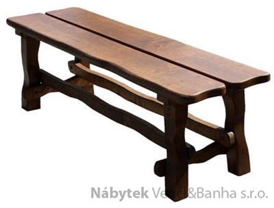 267bf23fc2 dřevěná jídelní zahradní lavice z masivního dřeva euromeb 4a