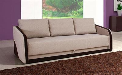 moderní pohovka rozkládací s úložným prostorem Elena kubera
