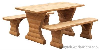 dřevěný zahradní nábytek set K02 jandr