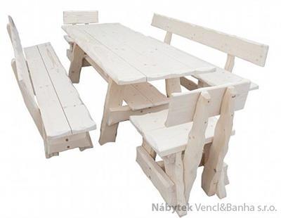 dřevěný zahradní nábytek MO266 pacyg