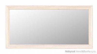 moderní závěsné zrcadlo z dřevotřísky Finezja F14 maride
