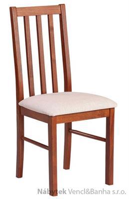 dřevěná jídelní židle z masivu Boss 10 drewmi